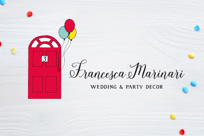 Brand & Web Design  . Wedding & Party decor